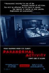 film horror paranormal activity Film Horror   Paranormal Activity