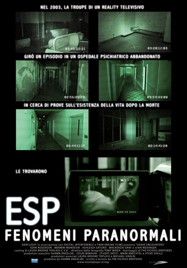 48477 ESP   Fenomeni paranormali